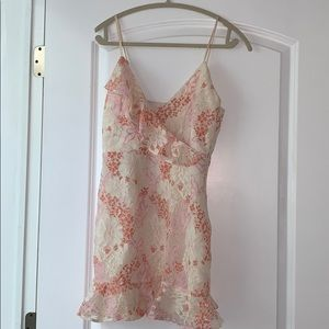 Lovers and Friends flower dress